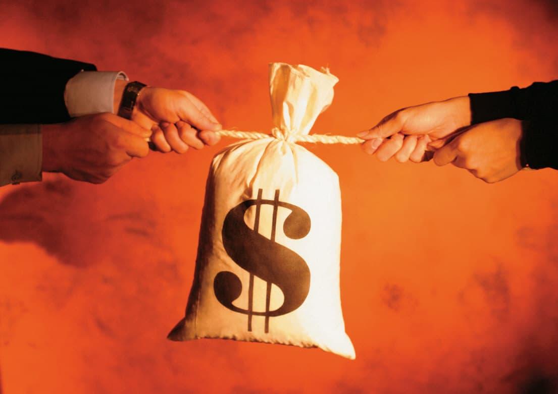 dinero, crisis y dependencia