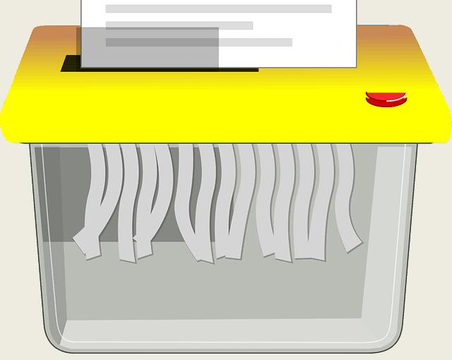 ¿Por qué es importante una destructora de papel cuando se tienen documentos confidenciales?