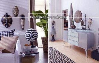 decoracion-con-mascaras